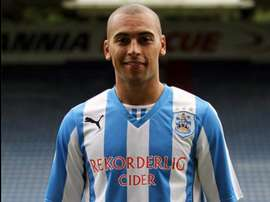 James Vaughan could play for Sunderland. Huddersfield Town