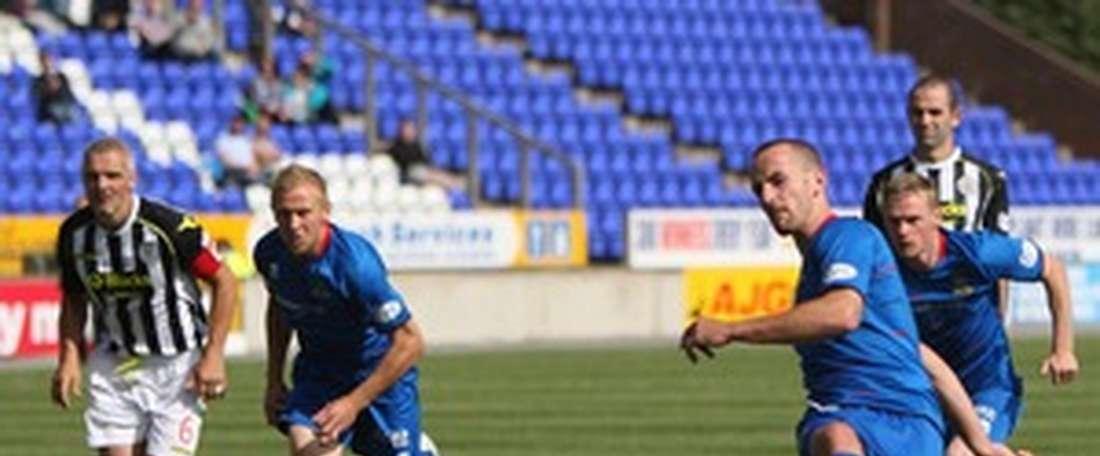 James Vincent jugará la próxima temporada en el Dundee FC. ICTFC