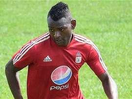 Járol continuará un año más defendiendo la camiseta del conjunto colombiano. América de Cali