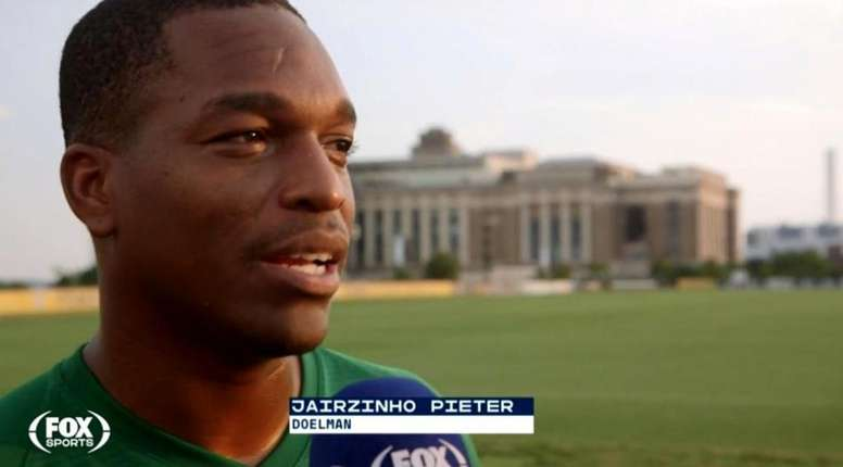 Jarzinho Pieter falleció a la edad de 31 años. Captura/FOX