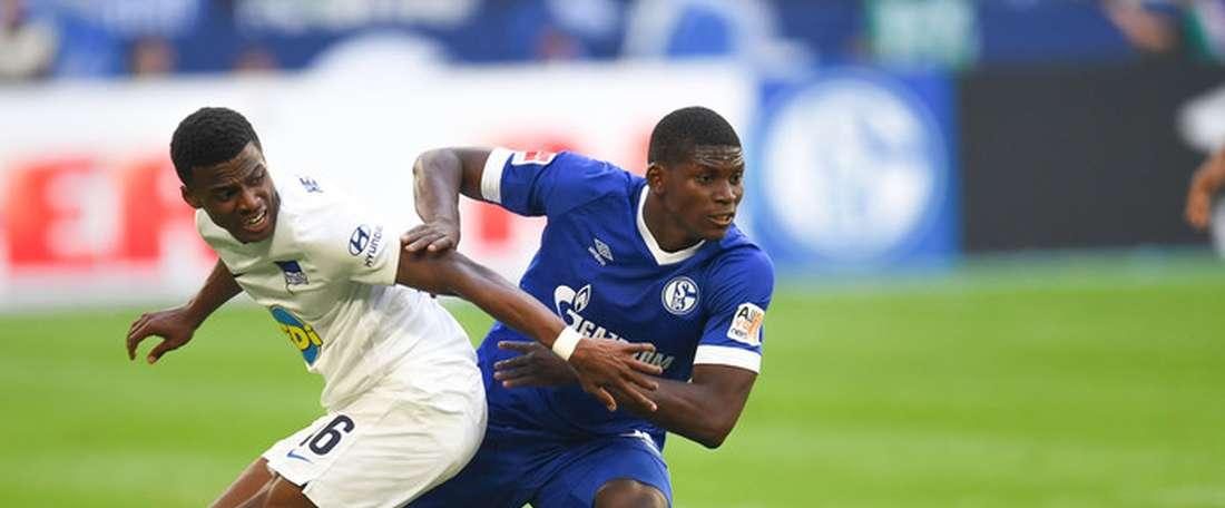 Chelsea cherche des renforts en Bundesliga. AFP