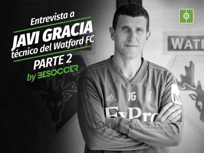 Javi Gracia conoce bien la Premier y LaLiga. BeSoccer