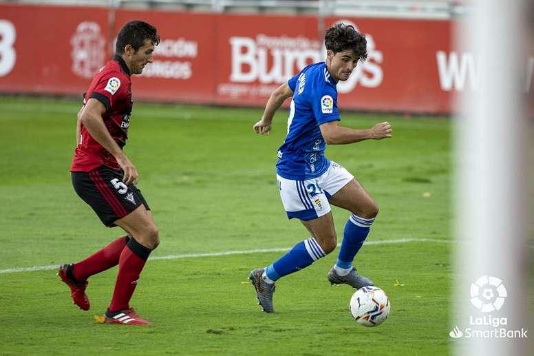 Mirandés y Oviedo empataron. LaLiga