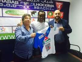 Javier Balboa, nuevo jugador del Chabab Rif Hoceima. JaviBalboa85