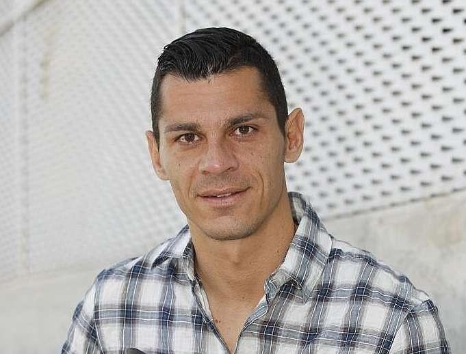 Javier Casquero, técnico de la iniciativa para jugadores sin equipo. Twitter