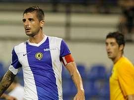 Javier García Portillo volverá a ser el capitán. HérculesdeAlicante