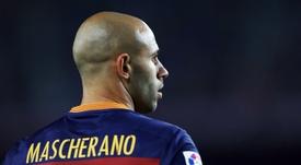 OFICIAL: Mascherano anuncia su retirada del fútbol profesional. EFE