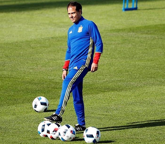 Javier Miñano podría irse a Rusia. EFE