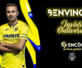 OFFICIEL : Ontiveros, nouveau joueur de Villarreal. VillarrealCF
