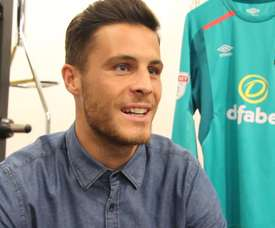 El Blackburn Rovers se hace con Jayson Leutwiler. BlackburnRovers