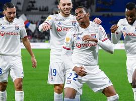 El Lyon goleó al Toulouse para meterse en cuartos de Liga. Twitter/OL