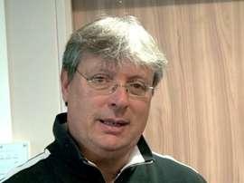 El ex seleccionador de Costa de Marfil es ahora técnico del equipo francés. AuxerreTV