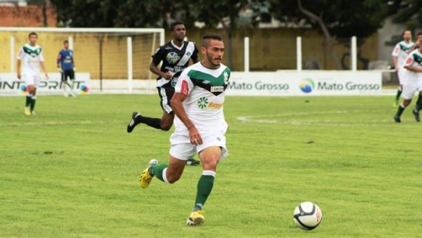 Jean Patrick recala en el Luverdense. Redeball