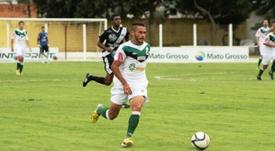 Luverdense anuncia la llegada de un nuevo jugador. Redeball
