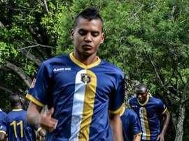 Jeferson Herrera, ex jugador de Dépor, herido cuando intentaban robarle el móvil. ComuTricolor