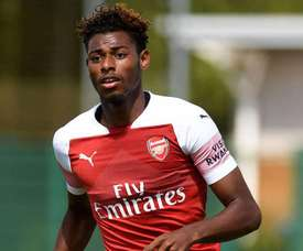 Jeff Reine-Adelaide leaves Arsenal for Angers. ARSENAL FC