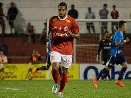 'Romarinho' jugará cedido en el Avai, de la Serie B de Brasil. InterdeLages