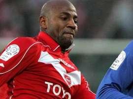 Jeovanio, ex jugador del Valenciennes. VA-FC