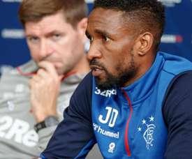 Le contrat de Defoe expire le 31 mai prochain. RangersFC