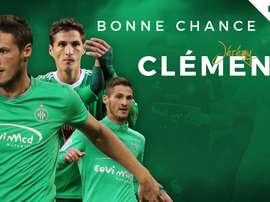 El francés llegará en breve al Nancy. ASSaint-Etienne
