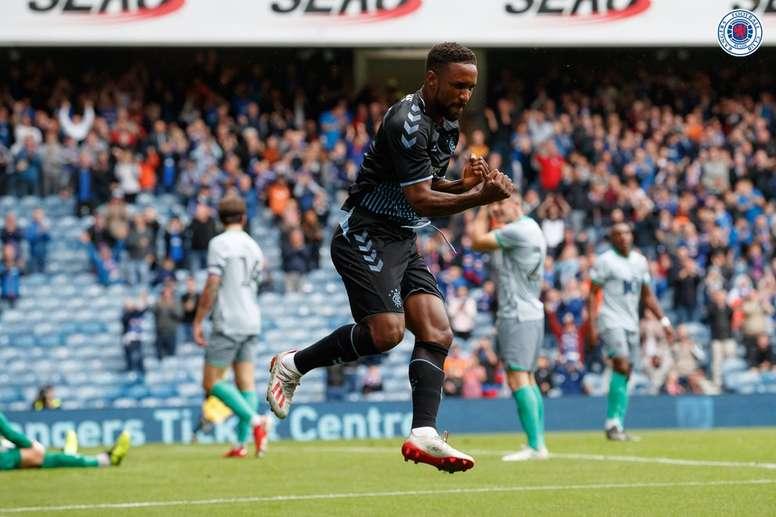 El Rangers se atraganta con el Blackburn Rovers. RangersFC