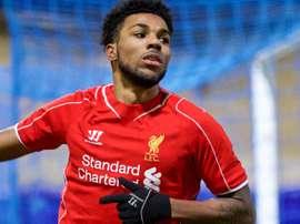 Jerome Sinclair está en el punto de mira del Watford de cara a la próxima temporada. LiverpoolFC