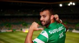 Jesé jugará cedido en el Sporting CP. SportingCP