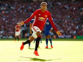 Manchester United segue em frente na Carabao Cup. ManUnited