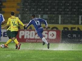 El Paços de Ferreira se llevó el partido ante el Oporo. FCP