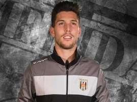Jesús González, nuevo jugador del Getafe B. Mérida_AD