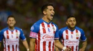Chivas ganó fuera en Liga MX nueve meses después. Chivas