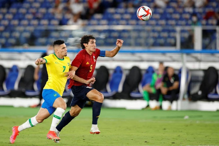 Brasil se impuso 2-1 a España en la final. EFE