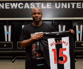 Willems renforce les rangs de Newcastle. NUFC