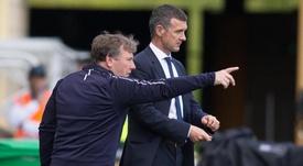 El Dundee FC despidió a McIntyre. DundeeFC