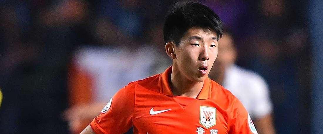 Jin Jingdao ha sido suspendido durante dos meses por dar positivo por clembuterol. SuperLigaChina
