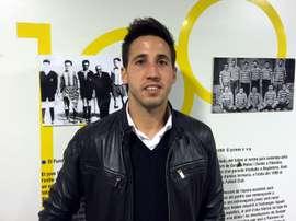 Joan Corominas firma con el filial del Girona hasta final de temporada. Palamós Comunicació