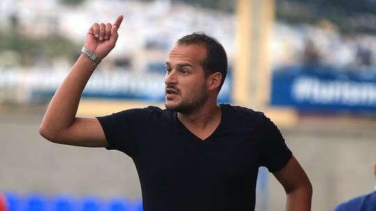 El técnico rescindió su contrato con el Gavà. UELaJonquera