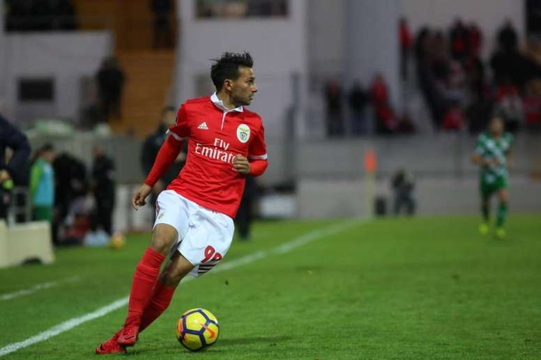 The Portuguese would be by far the Championship club's record signing. Facebook/Benfica