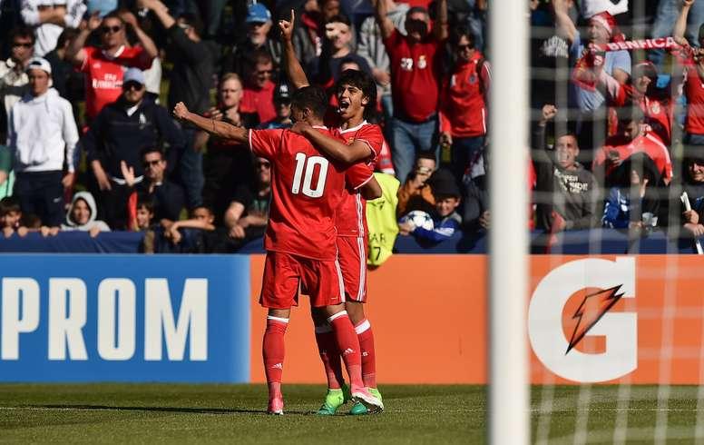 Joao Felix éveille l'intérêt du PSG. UEFAYouthLeague