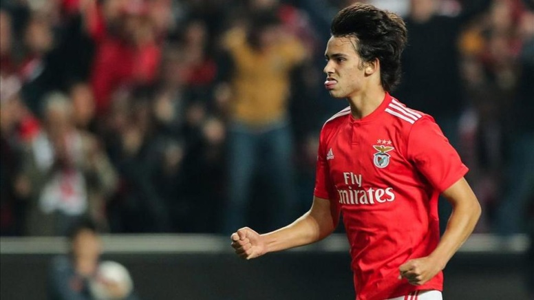 Joao Felix has received interest from many top European clubs. EFE