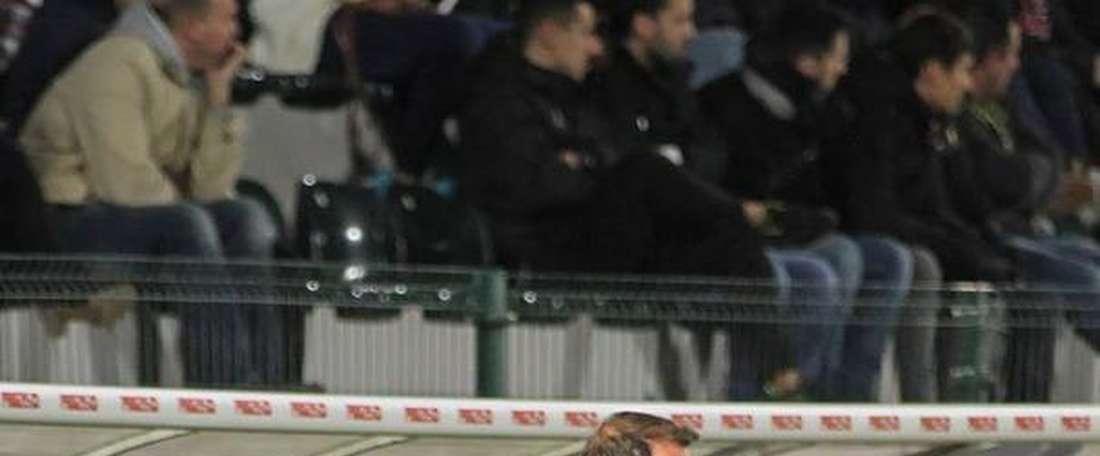 O novo treinador do Paços deve contar com um reforço de última hora. Facebook/FCPF