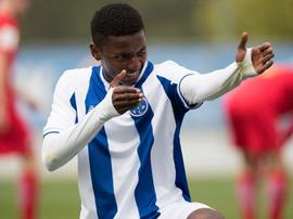 Joao Maleck veut jouer à Séville. FCPorto