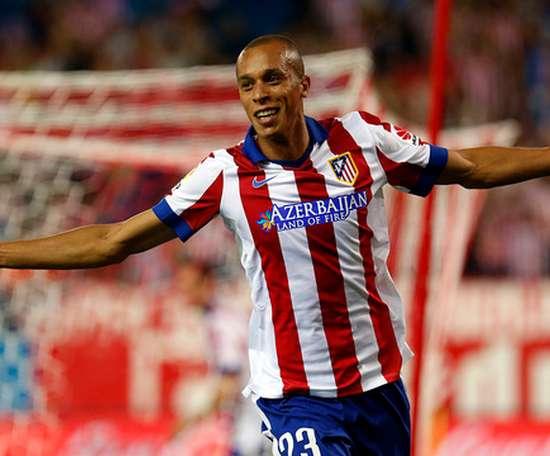 Miranda disputou 178 jogos em quatro temporadas no Atlético de Madrid. ClubAtleticoDeMadrid