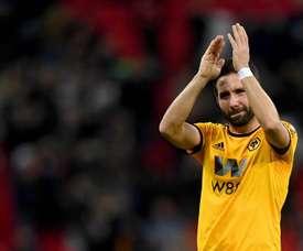 Moutinho prolongera jusqu'en 2022. Wolves