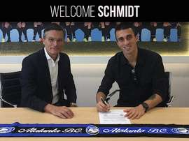 Joao Schmidt, nuevo jugador del Atalanta. Atalanta_BC