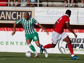 Le Betis a battu Forest. Twitter/RealBetis