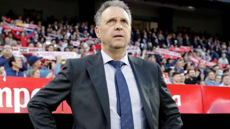 El Sevilla tiene once 'finales' en LaLiga. EFE