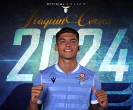 Correa prolonge jusqu'en 2024. OfficialSSLazio