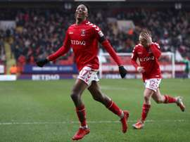 Joe Aribo, dans l'orbite d'Arsenal. CharltonAthletic