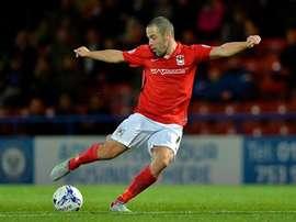Joe Cole, actual jugador del Coventry City, podría poner rumbo a la NASL. CCFC